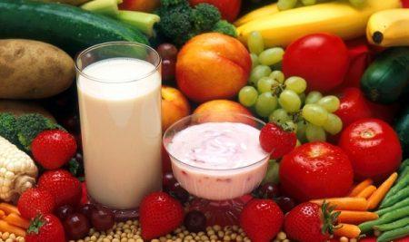 Заповед за предоставяне на плодове, зеленчуци и млечни продукти